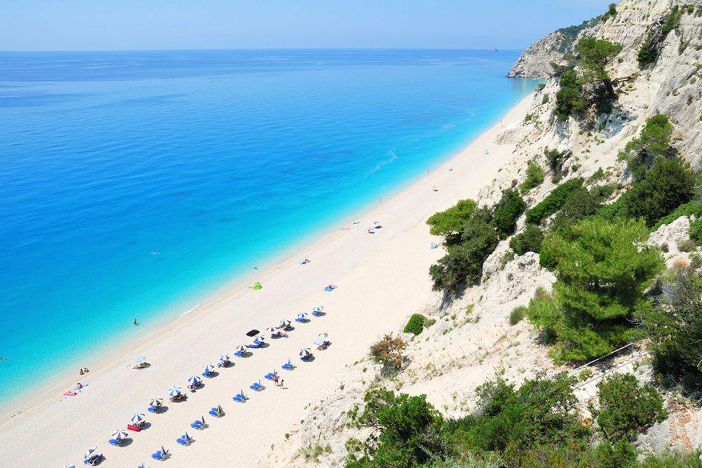 You must visit Egremni beach